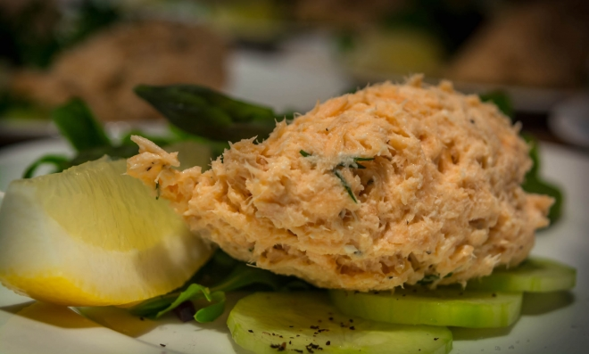 salmon-pate