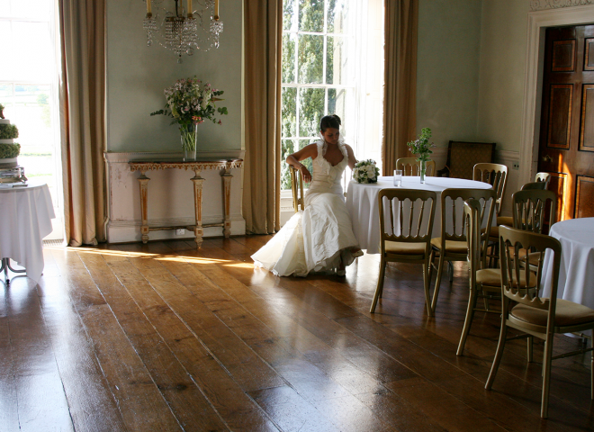 Wedding Catering - Kelmarsh Hall